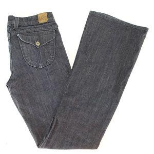 Lucky Brand Women's Jeans Size 4 - Boot Cut Black